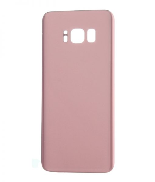 back cover s8 pink