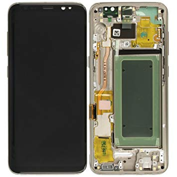 S8 gold lcd